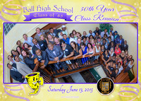 Ball High Class of '85 30th Year Class Reunion