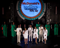 2015 McDonald's Inspiration Celebration Gospel Tour, New Light Christian Center, Houston TX